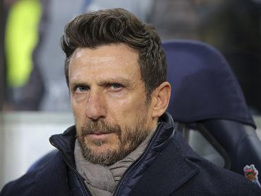 Francesco resmi dipecat Roma