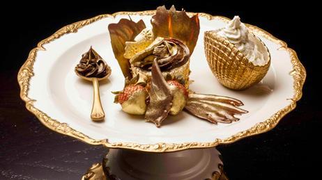 Phoenix Cupcake
