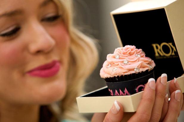 Rox Diamond Cupcake