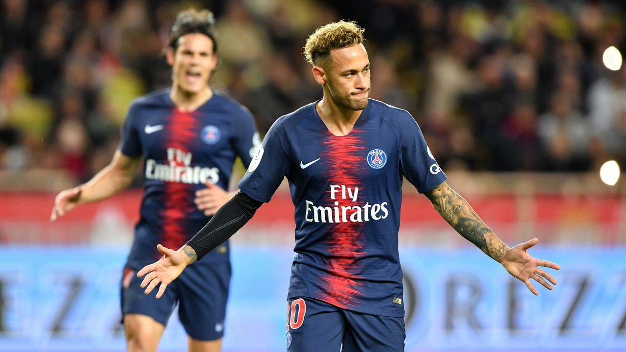 Neymar Jadi Bidikan Real Madrid