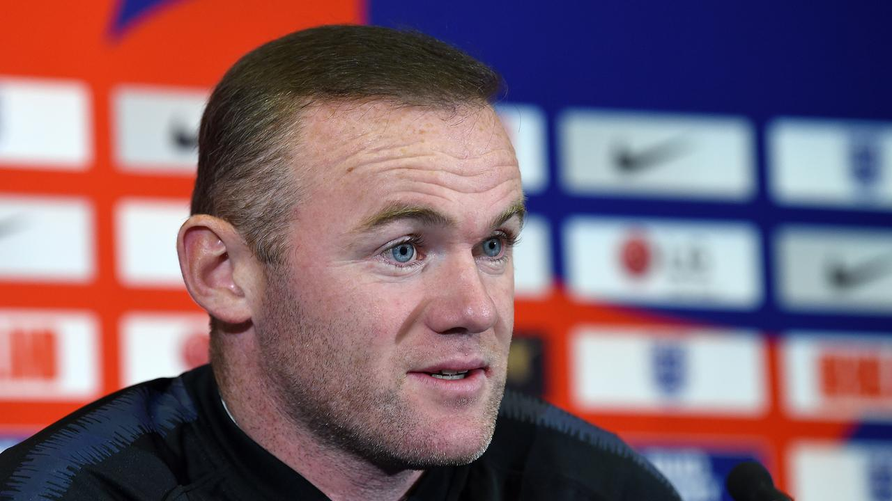 Premier League, Manchester United, Berita Bola, Wayne Rooney Muak