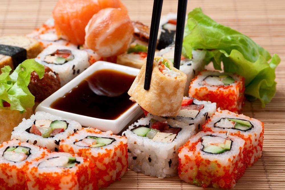 Deretan Sushi Populer Yang Wajib Anda Coba