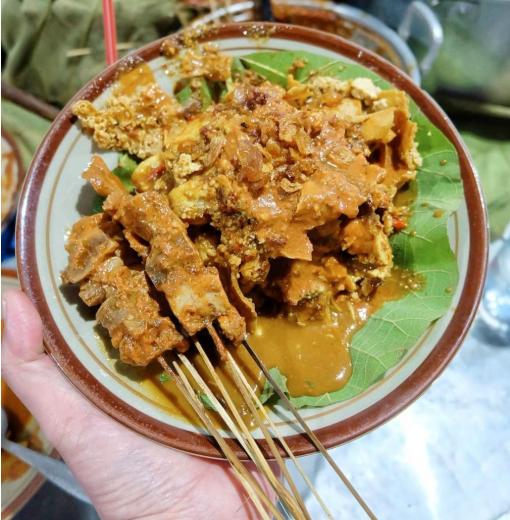 Tempat Makan Sate Paling Rekomendasi Di Rembang