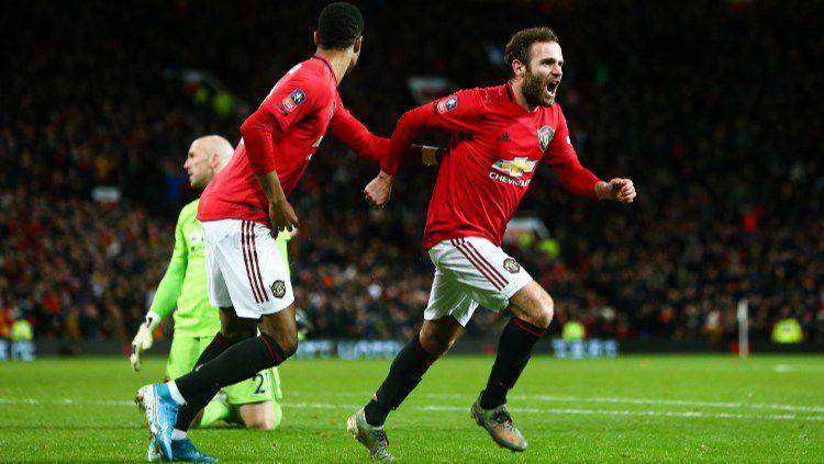 Kemenangan Manchester United Di Piala FA Tidak Banyak Membantu mengurangi Negativitas Yang Berkembang Di Klub