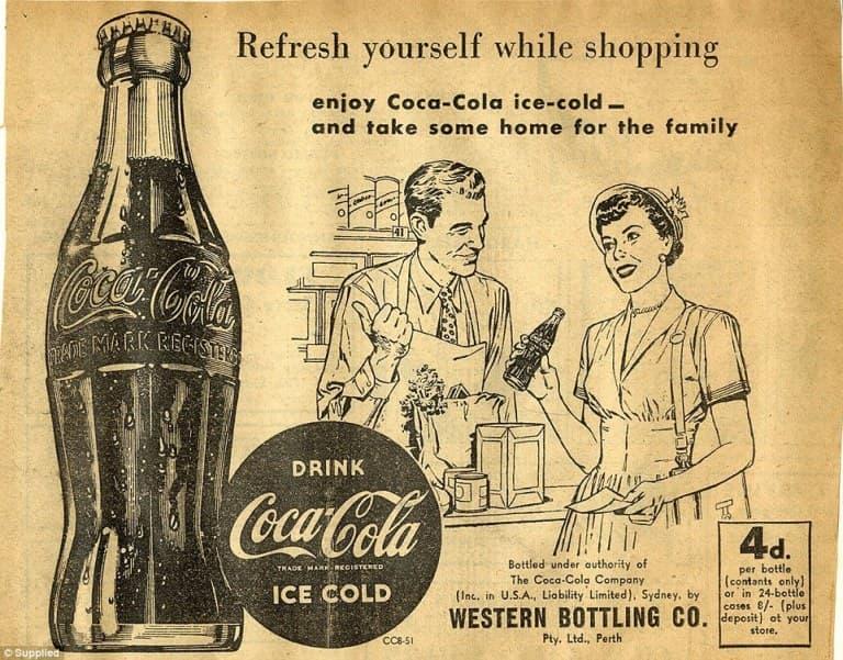 Sebuah Cerita Di Balik Ketenaran Coca Cola